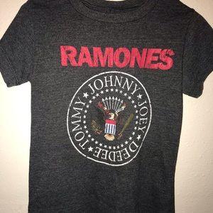 Shirts & Tops - Ramones toddler shirt